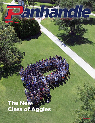 Cover of September 2017 Panhandle Magazine