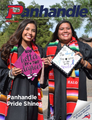 Cover of June 2018 Panhandle Magazine
