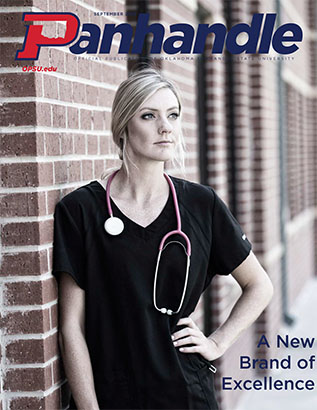 Cover of September 2018 Panhandle Magazine