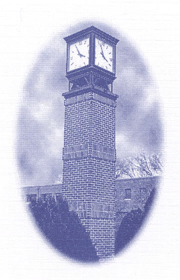OPSU Clock Tower