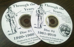 Photograph of Through the Years Yearbook DVD Set