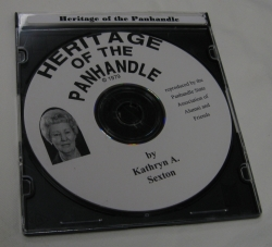 Photograph of Heritage of the Panhandle DVD