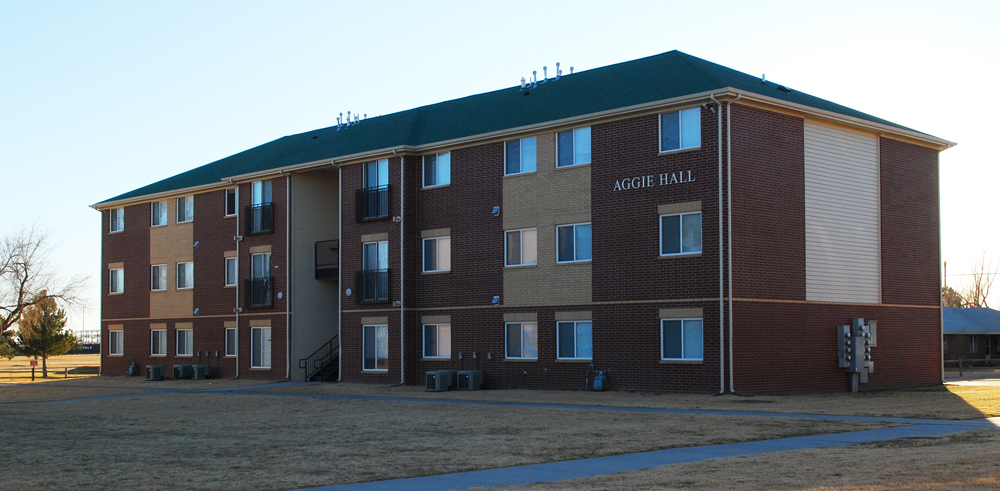 Image Of Aggie Apartments