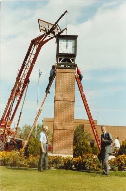 Image of OPSU Clock Tower
