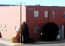Image of Hefley Hall