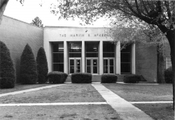 Image of Marvin E. McKee Library