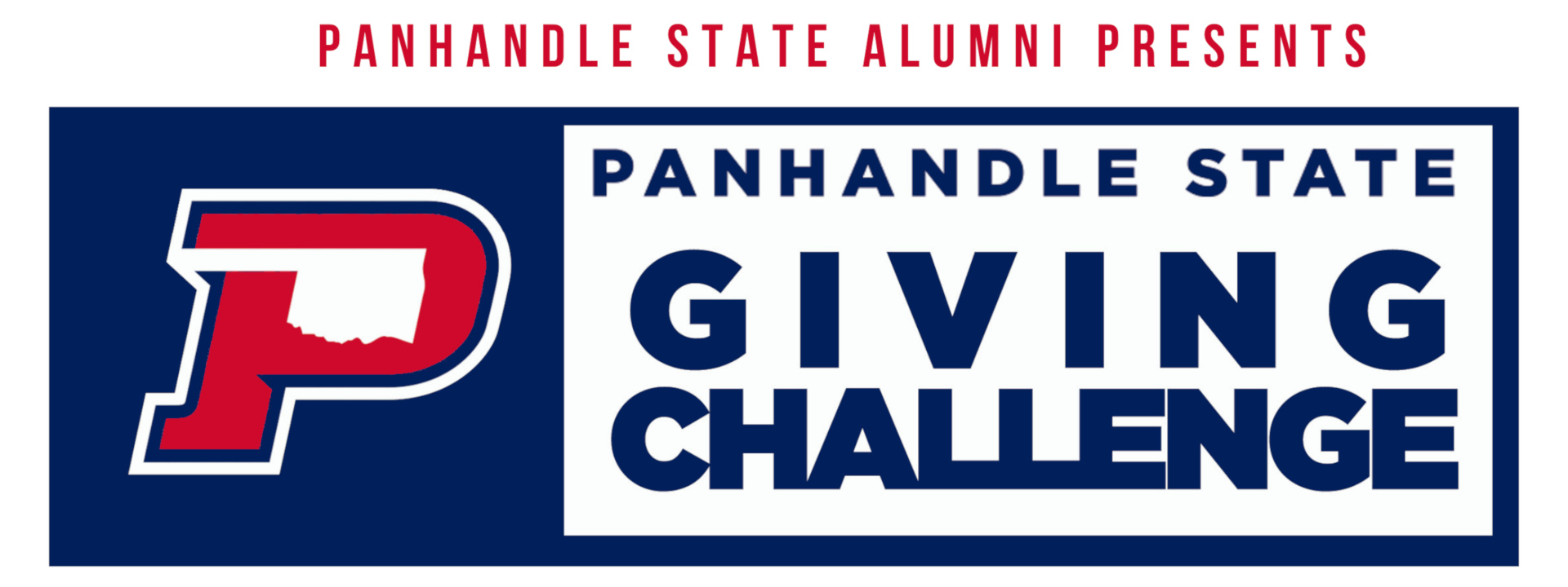 Panhandle State Giving Challemge
