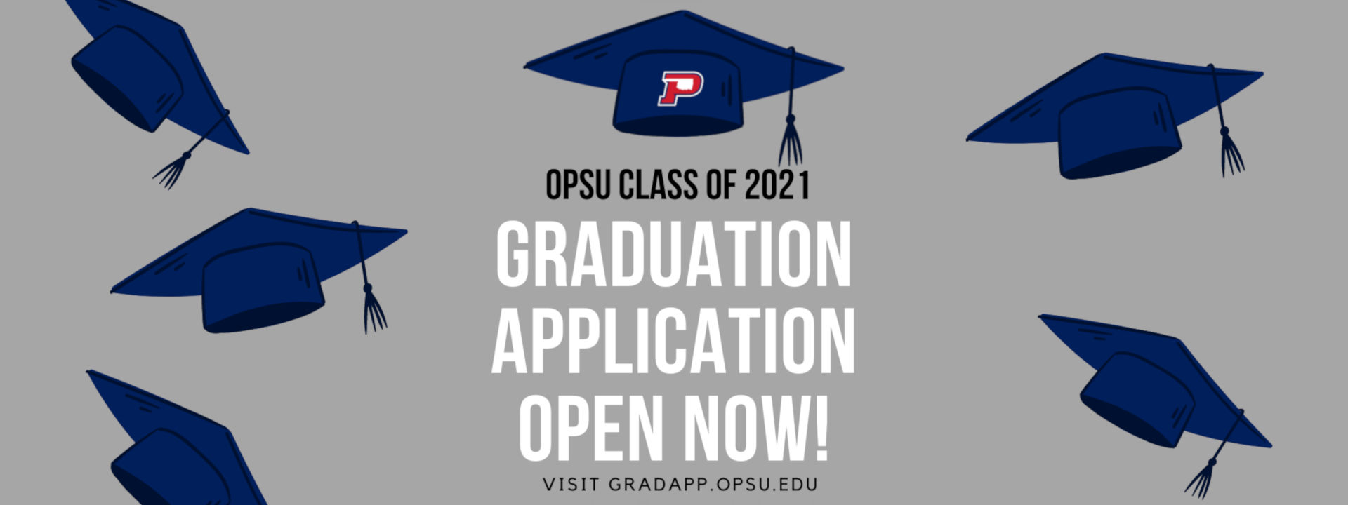 Spring and Summer 2021 Grads - Application Deadline - March 31, 2021