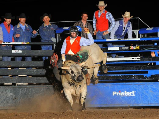News Rodeo Team Hangs Strong Coming Into Home Stretch