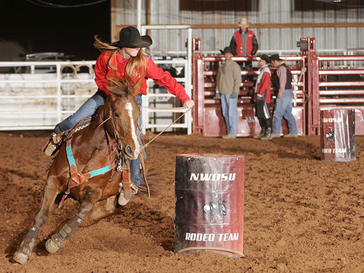 News Fall Rodeo Season Ends On A High Note For Opsu