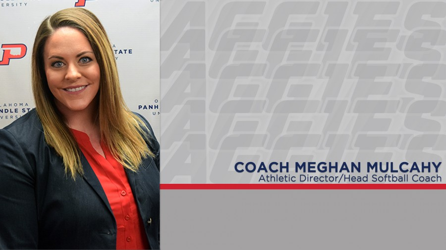 Meghan Mulcahy is set to take over as the next Athletic Director of Panhandle State Aggie Athletics.