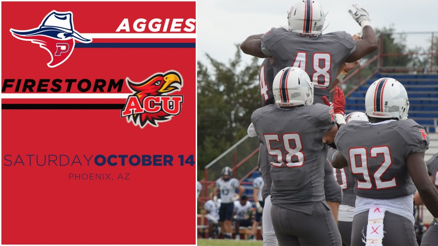 Panhandle State Football travels to Phoenix this week to take on No. 16 Arizona Christian.