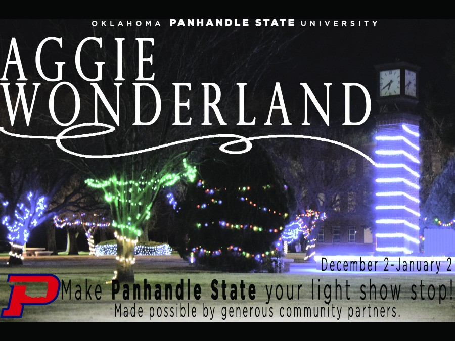 come enjoy a festive drive through the aggie wonderland light show december 2 january 2 - Drive Through Christmas Lights Pa