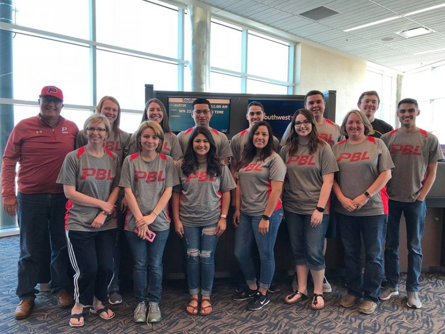 PBL members are in Baltimore at the National Leadership Conference. —Courtesy photo