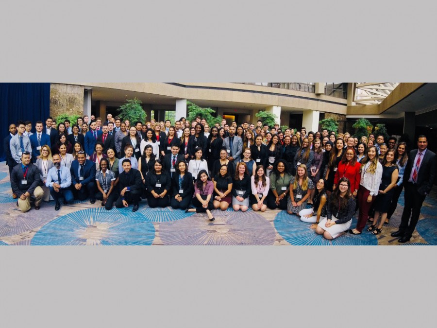 HACU Interns — Courtesy Photo