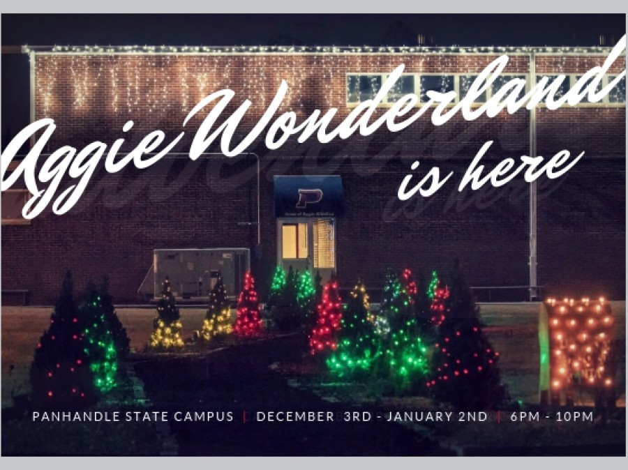 Come celebrate Christmas on campus!