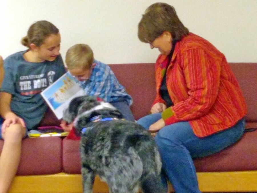 Panhandle State's McKee Library is now offering a new program