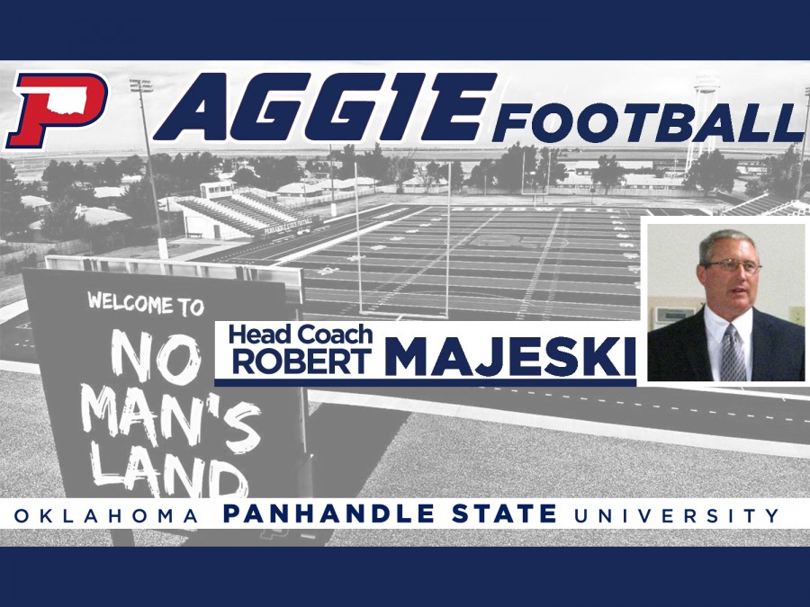 Robert Majeski Jr. will take the helm as the next head coach of the Aggie Football program.