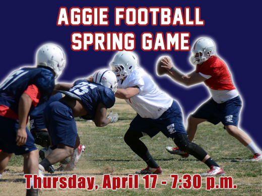Aggie fans are invited to Carl Wooten Field for a fun night for the whole family.