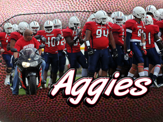 OPSU Aggie football takes on Sterling College Saturday, Sept. 7 at 7 p.m.