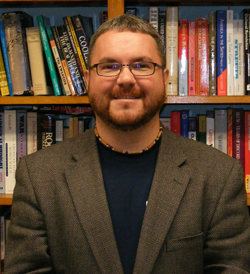Photo of Dr. Brad L. Duren, Associate Professor of History/ Chair, Dept. of Behavioral & Social Sciences