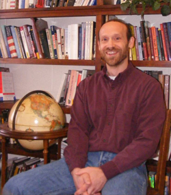 Photo of Dr. Patrick  Maille, Assistant Professor of History/Compliance Officer