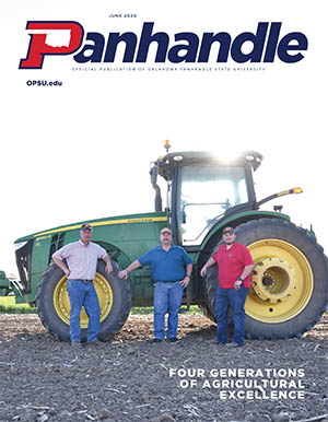Cover of June 2020 Panhandle Magazine